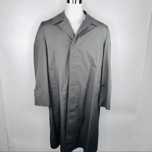London Fog Classic Trench Coat 42 reg